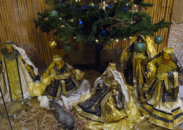 The 12 days of Christmas - Portuguese style (1/6)