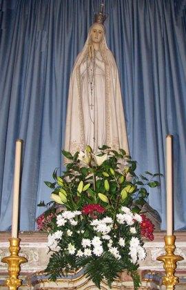 Algarve churches Fatima