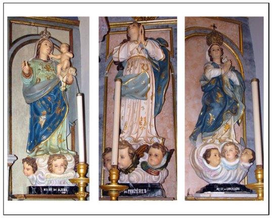 Algarve churches prayers