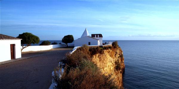 Algarve churches Nossa Senhora da Rocha