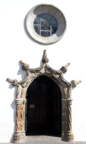 Algarve churches Monchique