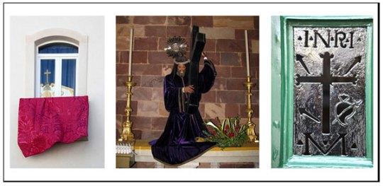 Algarve churches montage