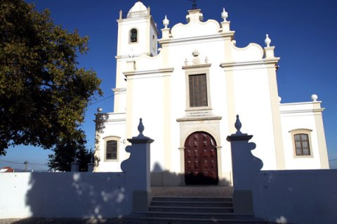 Algarve churches Porches