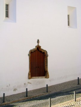 Algarve churches SIlves