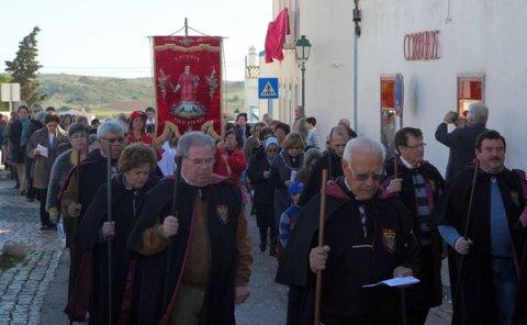 Algarve churches procession