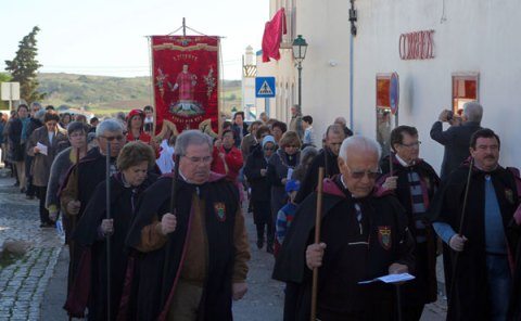 Algarve churches procession