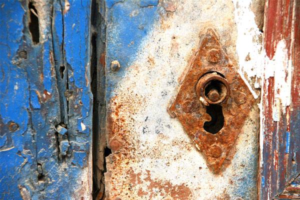 Algarve keyhole