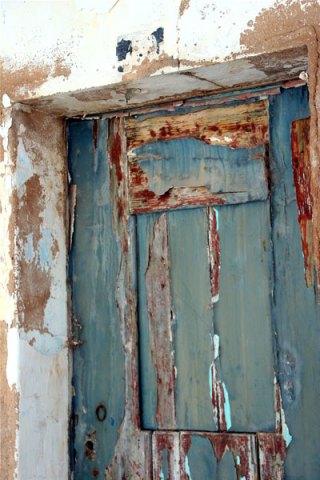 old door Algarve