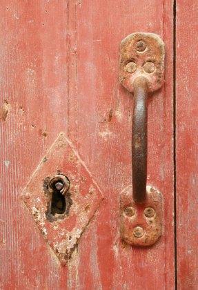 old door handle Algarve