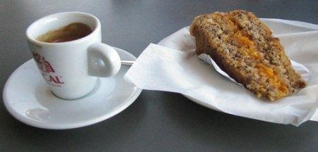 coffee and cake Algarve