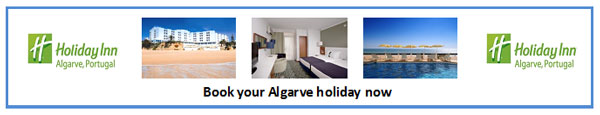 Holiday Inn book your holiday advert