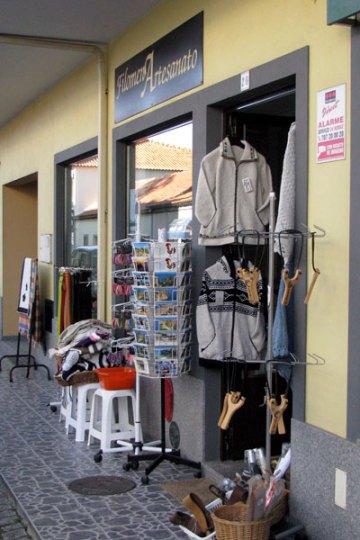 local shop Monchique