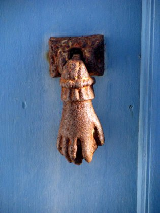 door knocker Pedralva