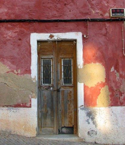 old door Portimao