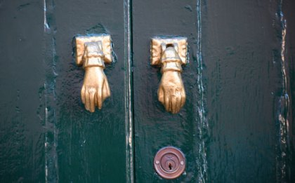door knockers Silves