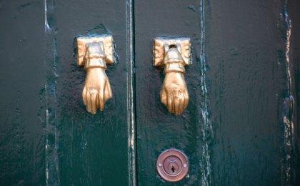 door knockers Silves