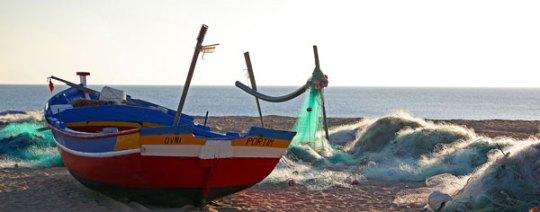 Armacao de Pera boat