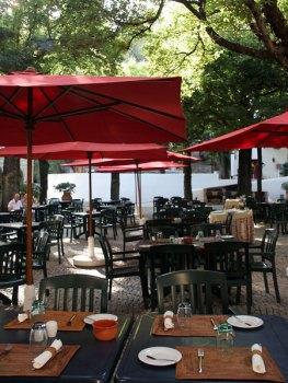 Caldas de Monchique restaurant