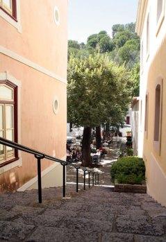 Caldas de Monchique village