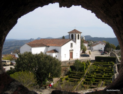 View from Marvão castle