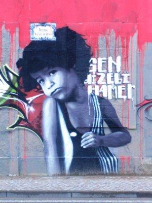 Graffiti Olhão