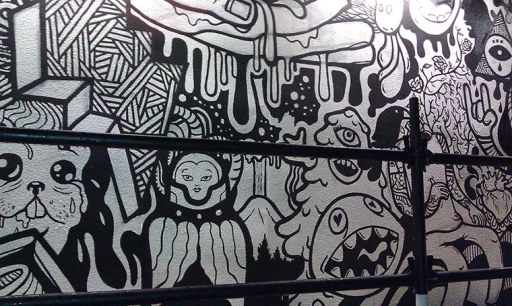 Lisbon galeria de street arte