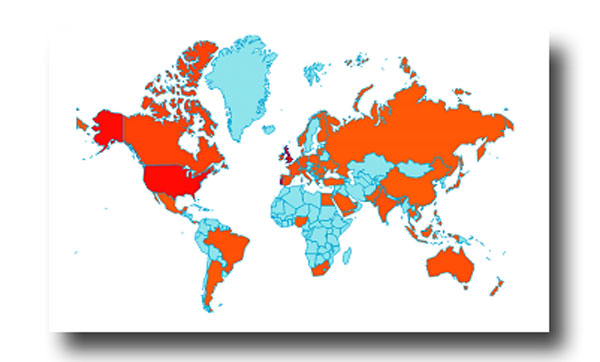 map stats from WordPress