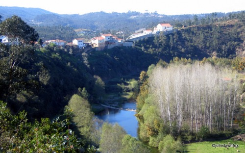 View of Moura Morta