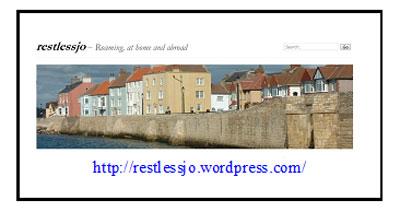 RestlessJo blog