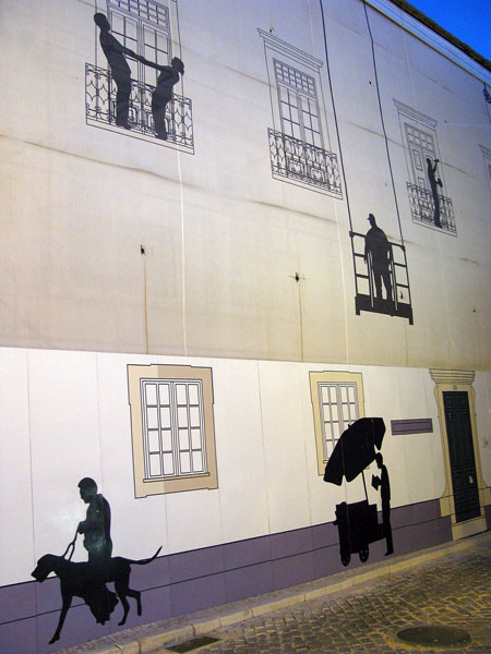 wall covering Faro