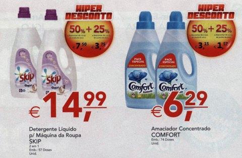 Continente discounts