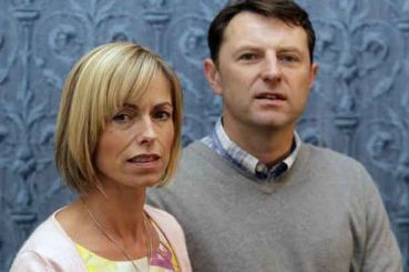 Kate & Gerry McCann