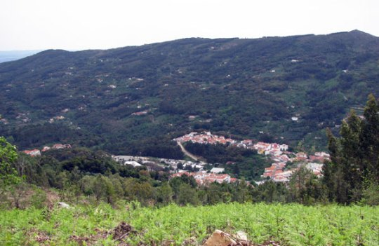 view of Monchique