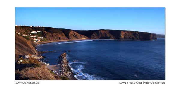 Coastal Beauty by Dave Sheldrake