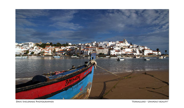 Ferragudo Unspoilt Beauty