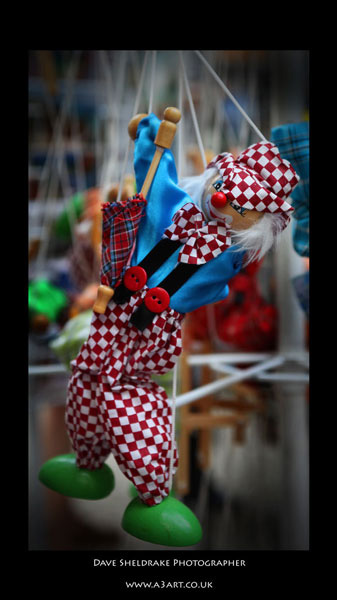 clown toy