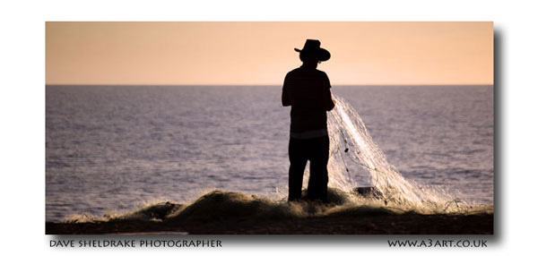 Algarve fisherman
