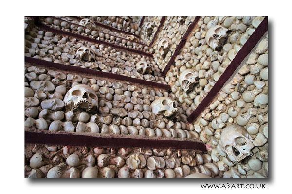 Faro Chapel of Bones