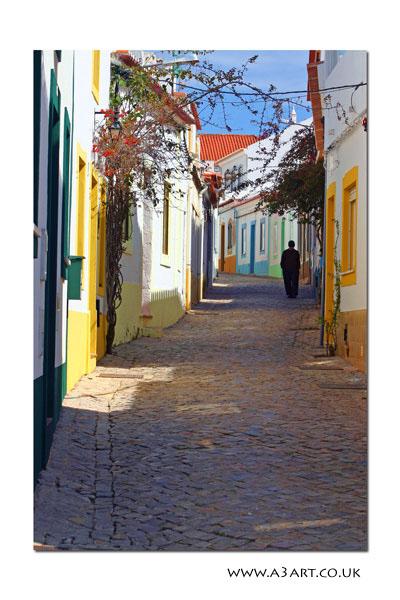 Ferragudo street