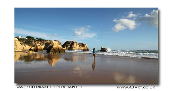 Prainha beach walk