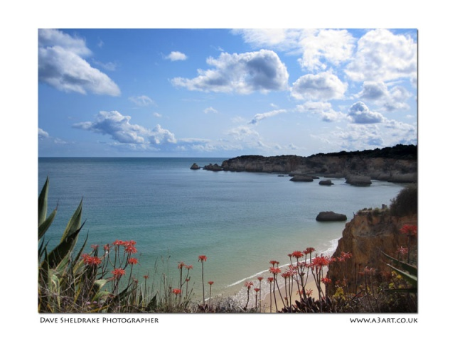 April coast Algarve