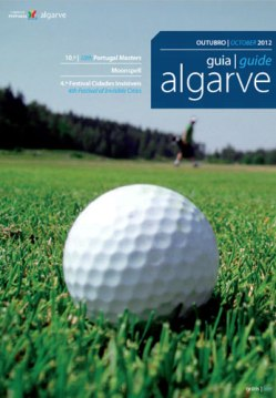 Algarve toursim October guide