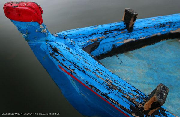 Blue A3 Art #2