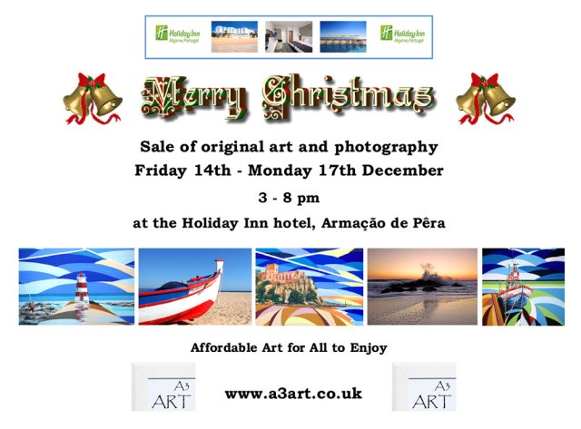 A3 Art Christmas Sale