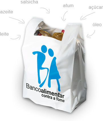 Portugal Food Bank Bag
