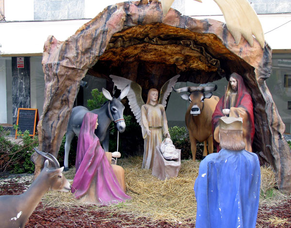 Christmas Nativity Portimao