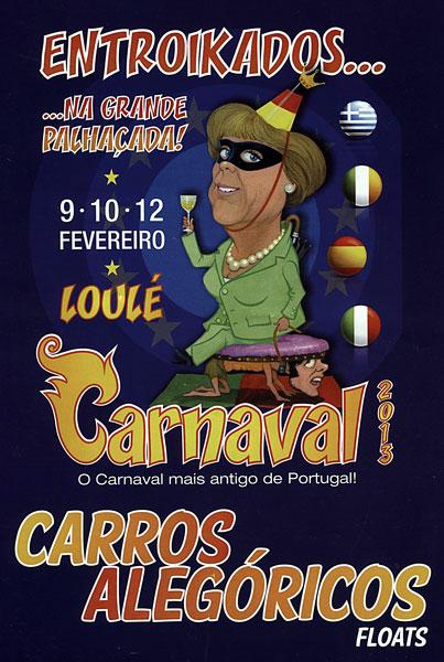 Loulé Carnaval 2013 Brochure