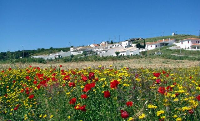Pedralva village