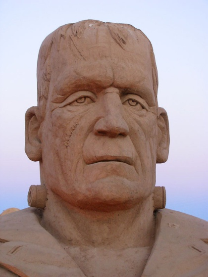 Sand Sculptures Algarve