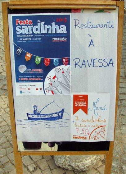Portimao Sardine Fair 2013